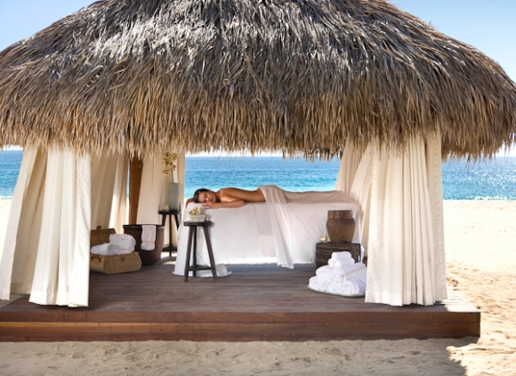Cabo Azul Resort - Beach Massage